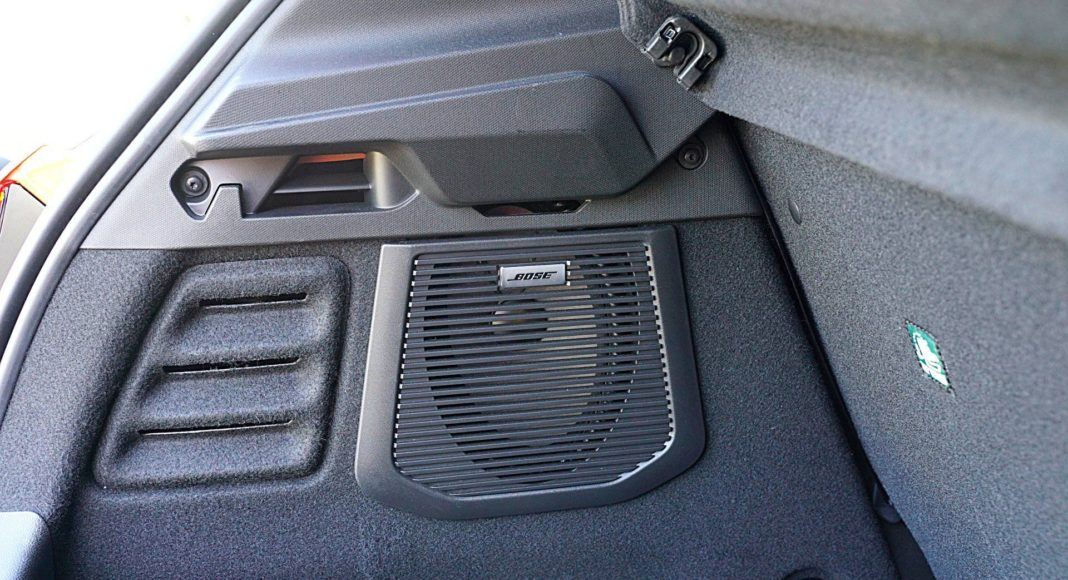 Renault Clio 1.0 TCe 100 Intens – głośnik