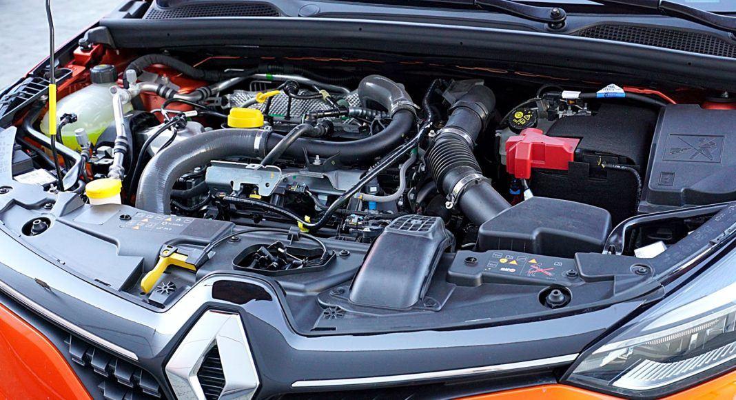 Renault Clio 1.0 TCe 100 Intens – silnik
