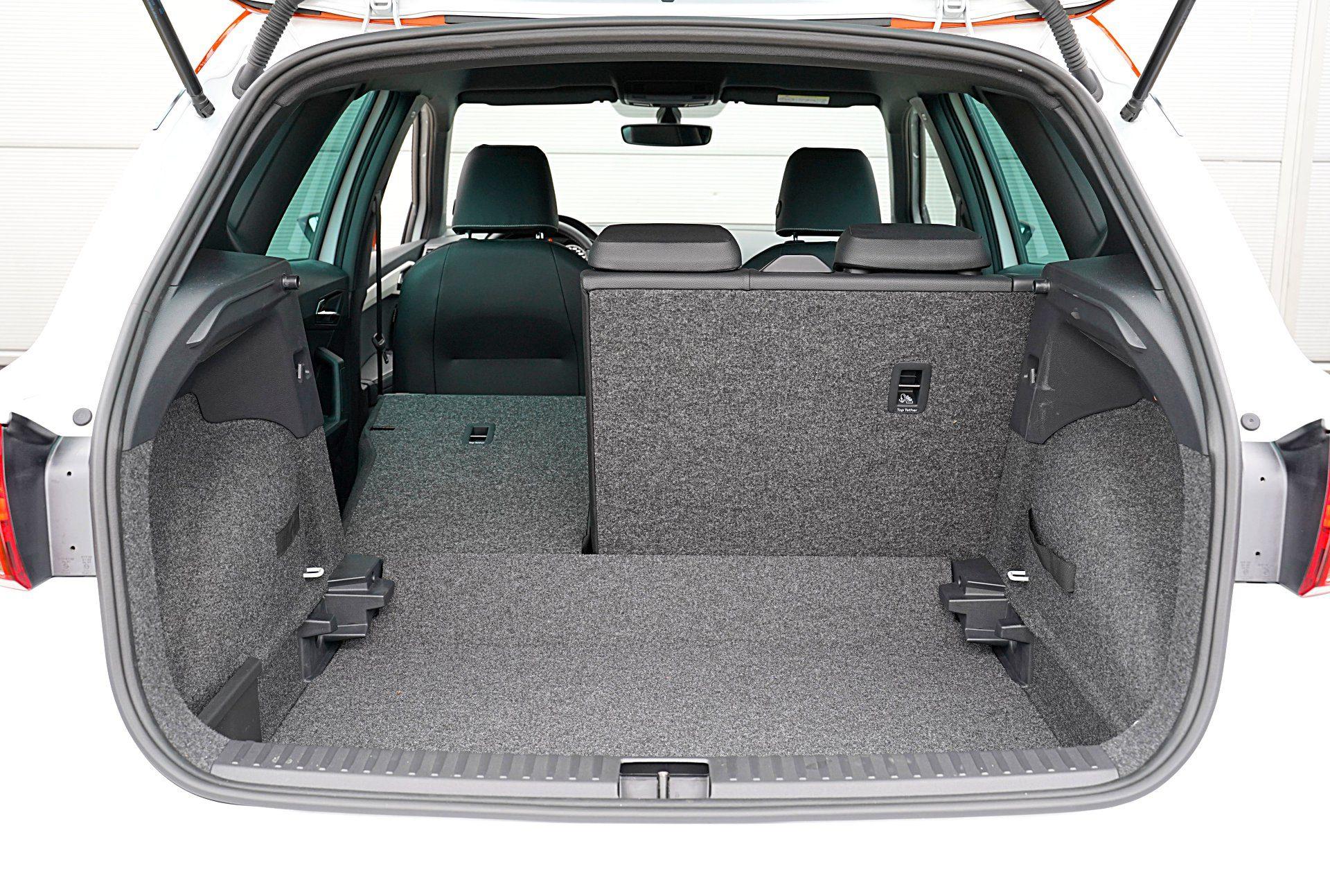 SEAT Arona Xcellence 1.0TSI bagażnik