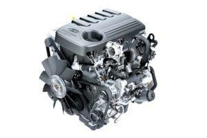 Ford 3.2 TDCi