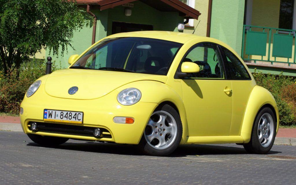 Volkswagen New Beetle USDM