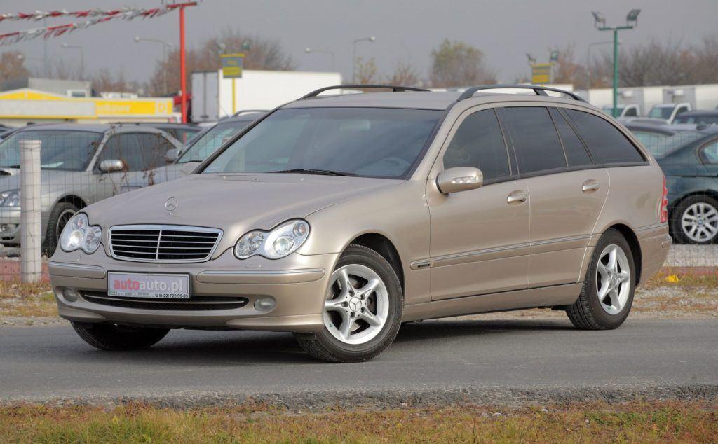 Mercedes klasy C W203
