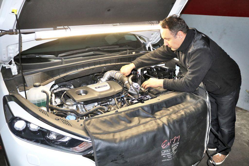 Sprawdzenie stanu pojazdu 11