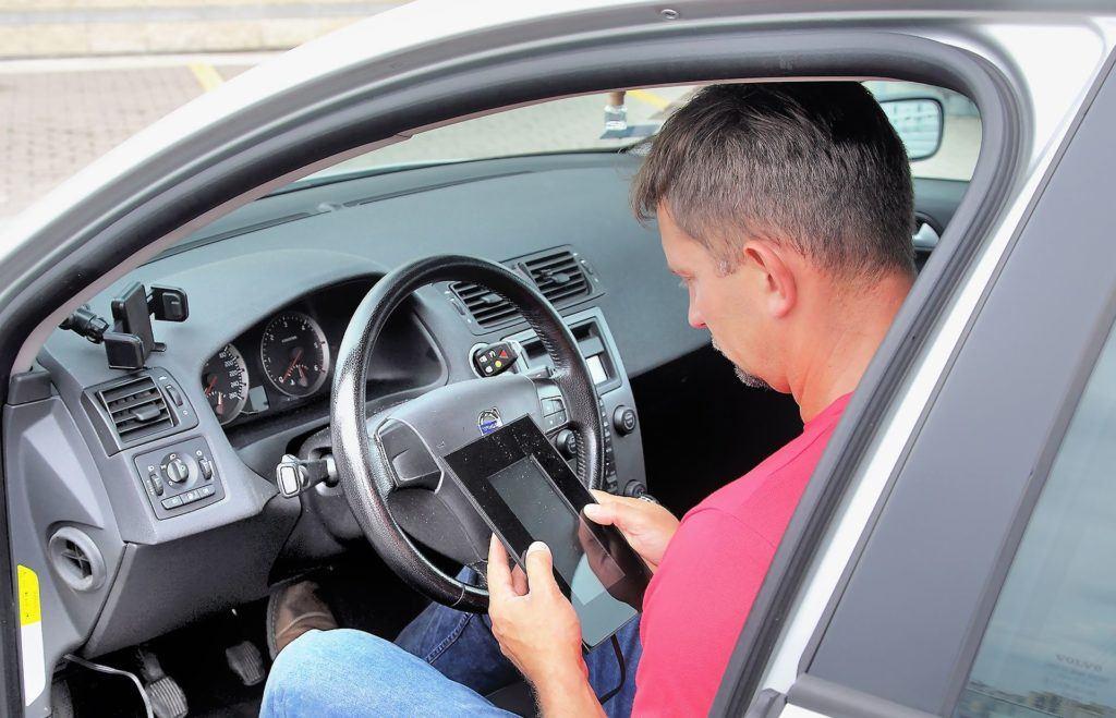 Sprawdzenie stanu pojazdu 15