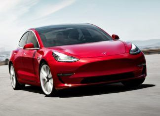 Tesla Model 3 podbija europejskie rynki