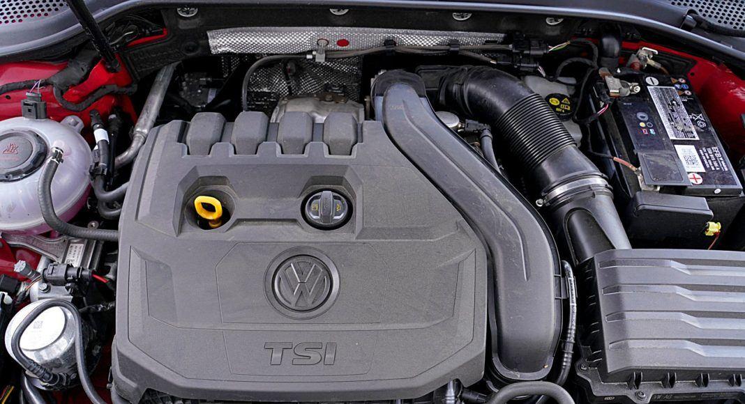 Volkswagen Golf – silnik