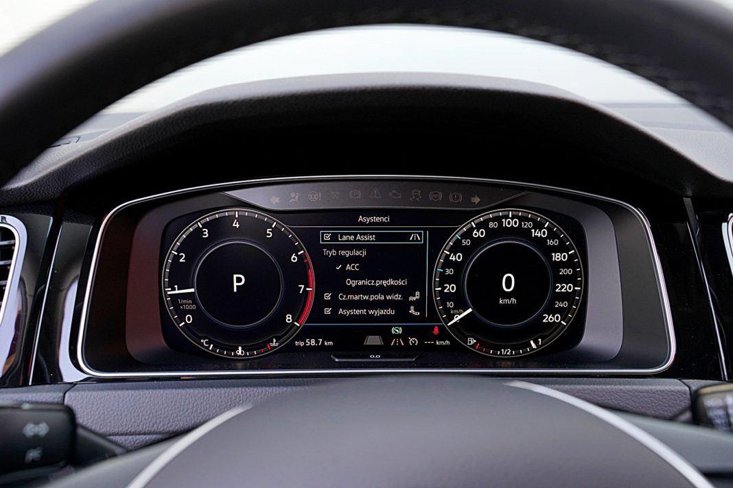 Volkswagen Golf – wskaźniki