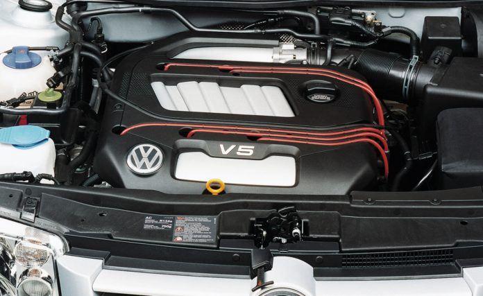 Volkswagen VR5