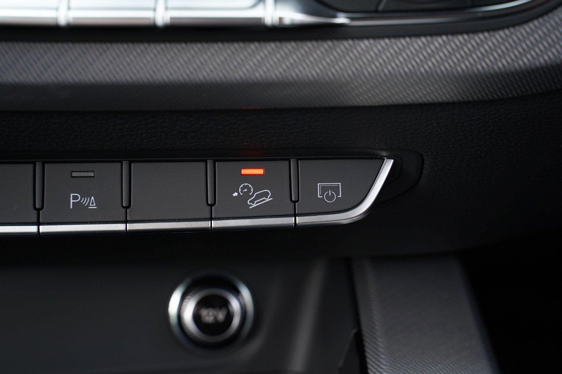 Audi A4 allroad quattro - asystent zjazdu