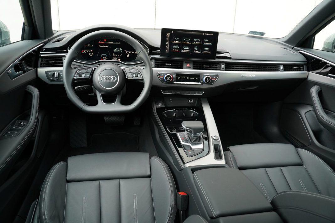 Audi A4 allroad 45 TFSI quattro S tronic - deska rozdzielcza