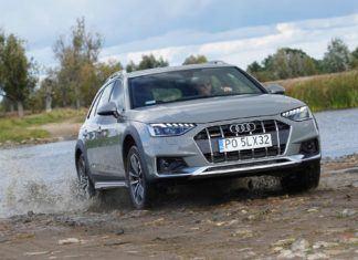 Audi A4 allroad 45 TFSI quattro S tronic – TEST