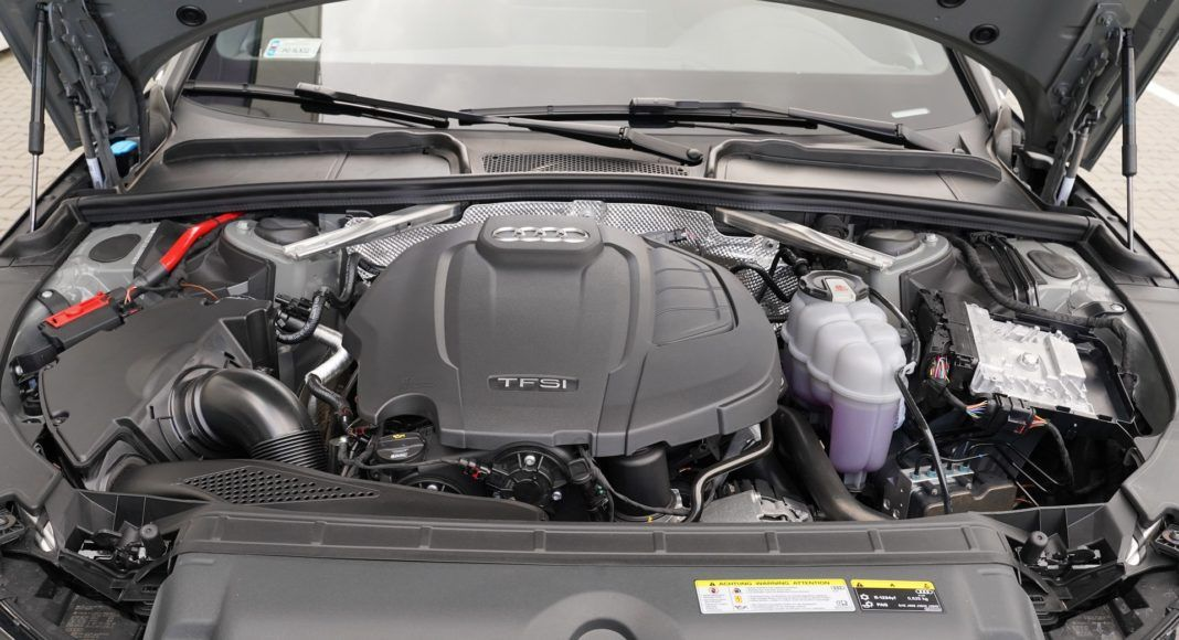 Audi A4 allroad 45 TFSI quattro S tronic - benzynowy silnik 2.0 turbo 245 KM