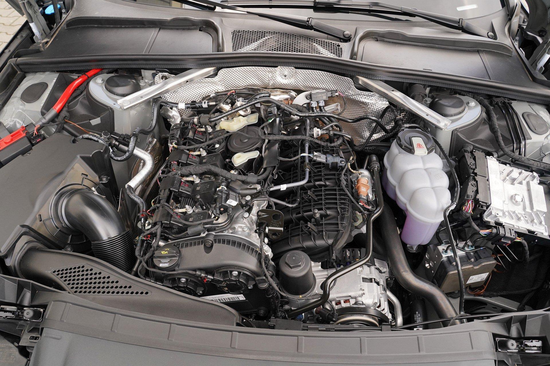 Audi A4 allroad quattro - silnik