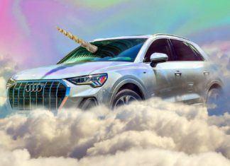 Audi pokazało… jednorożca