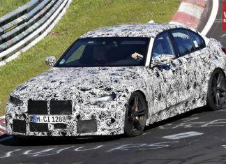 Nowe BMW M3 przyłapane bez kamuflażu! Zobacz zdjęcia