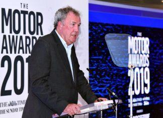 Samochodem roku według Clarksona jest…