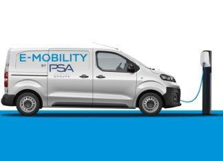 Elektryczne samochody dostawcze od grupy PSA już w przyszłym roku