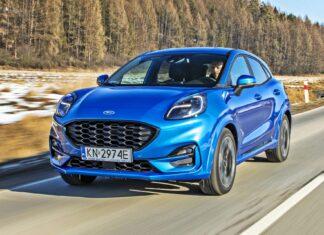 Nowy Ford Puma (2020). Opis wersji i cennik