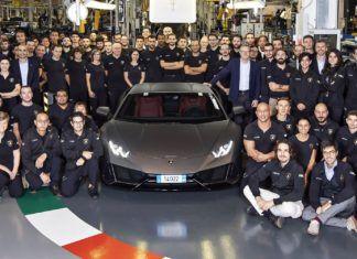 Lamborghini Huracán pobiło rekord poprzednika