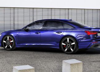 Hybrydowe Audi A6 2.0 TFSI z elektrycznym wsparciem