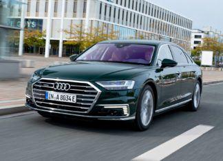 Hybrydowe Audi A8 ma 450 KM i spala tylko 2,5 l/100 km