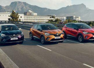 Nadjeżdża hybrydowe Renault Captur. Co o nim wiemy?