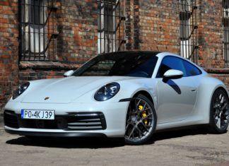 Porsche 911 otrzyma manualną skrzynię biegów