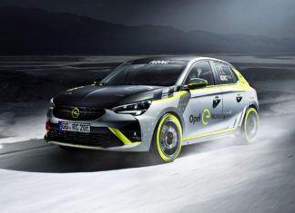 Opel Corsa-e Rally pojawi się na finale Rajdowych Mistrzostw Niemiec