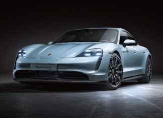 Debiut Porsche Taycan 4S. Znamy polskie ceny