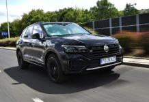 VW Touareg III R-Line