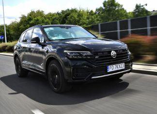 Volkswagen potwierdza: będzie Touareg R
