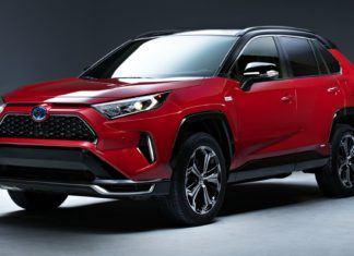 Toyota RAV4 PHEV zadebiutuje w Los Angeles