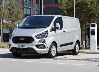Hybrydowy Ford Transit debiutuje na rynku