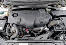 Volvo diesel 2.4 D5