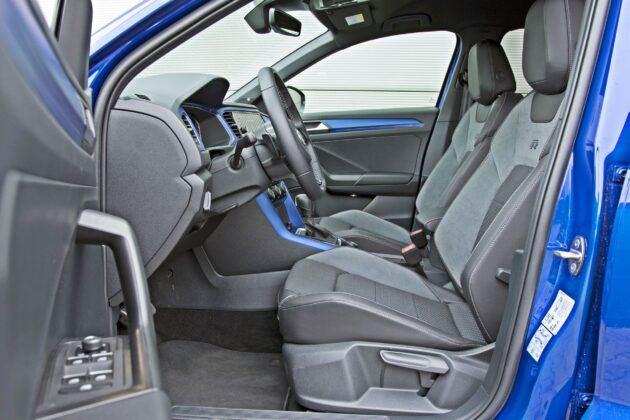 Volkswagen T-Roc R (2020)
