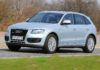 AUDI Q5 I Hybrid 2.0TFSI 245KM 8AT Tiptronic Quattro PO229TH 04-2012