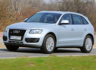 Używane Audi Q5 I (8R; 2008-2016) - opinie, dane techniczne, usterki