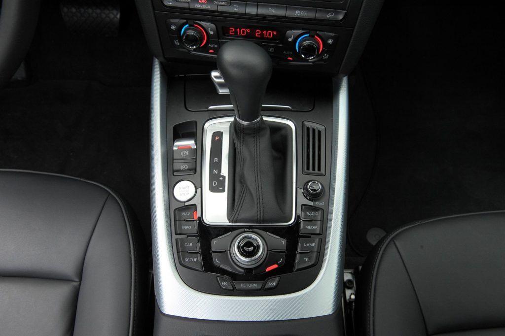 AUDI Q5 I 2.0TDI 170KM 7AT S-tronic Quattro PO730RU 08-2011