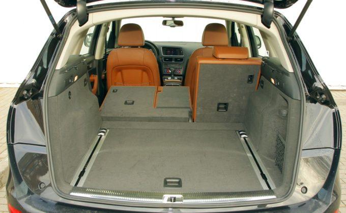 AUDI Q5 I 3.0TDI V6 240KM 7AT S-tronic Quattro PO055JY 12-2008