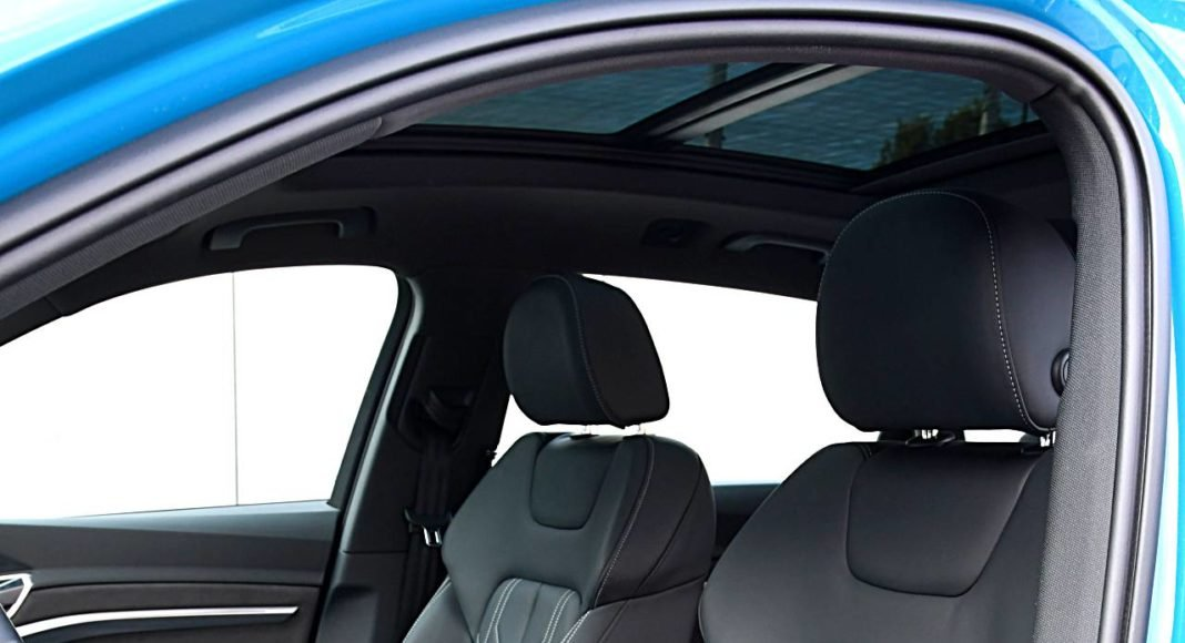 Audi e-tron 55 quattro advanced – fotele