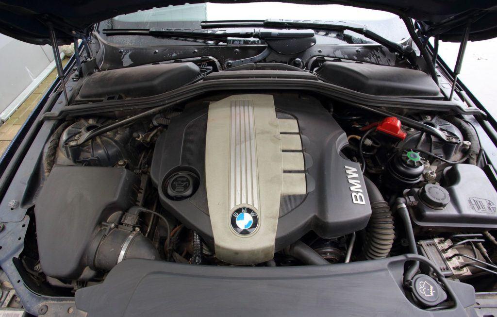 BMW serii 5 E60 17