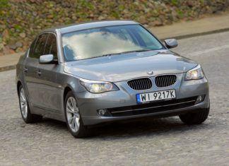 Używane BMW serii 5 (E60/E61; 2003-2010) – opinie, dane techniczne, usterki