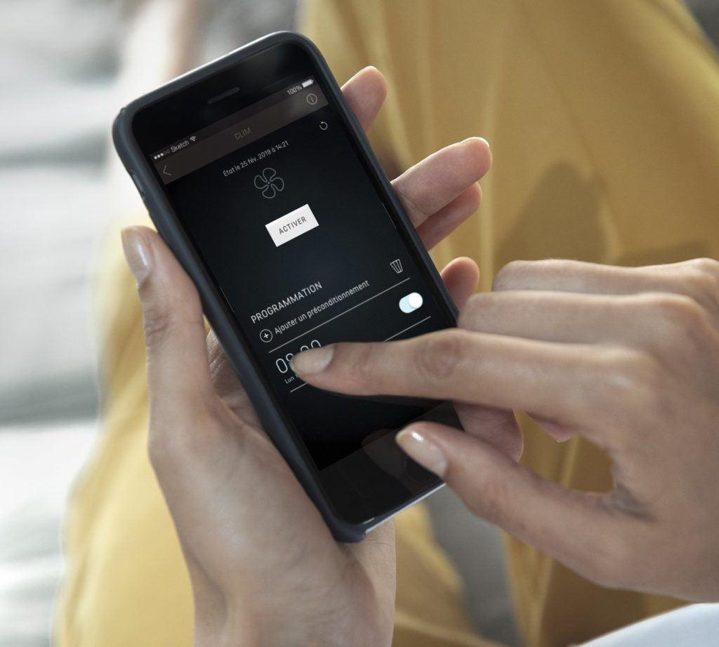 DS3 Crossback E-tense - aplikacja