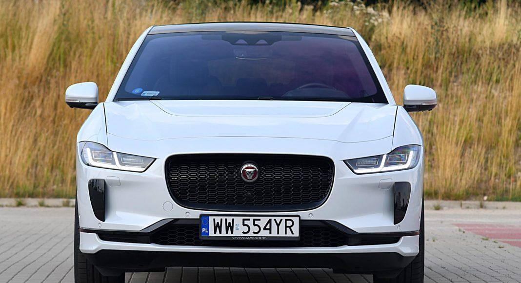 Jaguar I-Pace EV400 AWD – przód