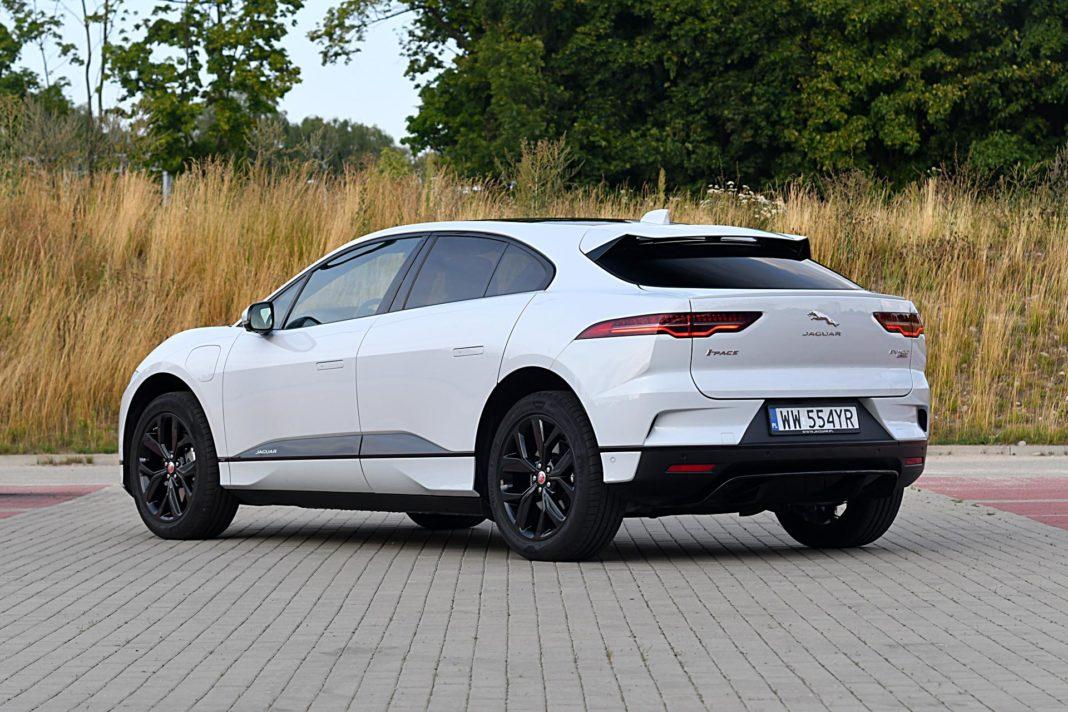 Jaguar I-Pace EV400 AWD – tył