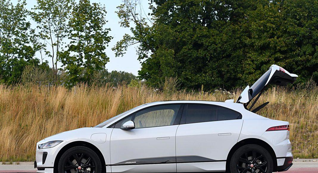 Jaguar I-Pace EV400 AWD – bok bagażnik