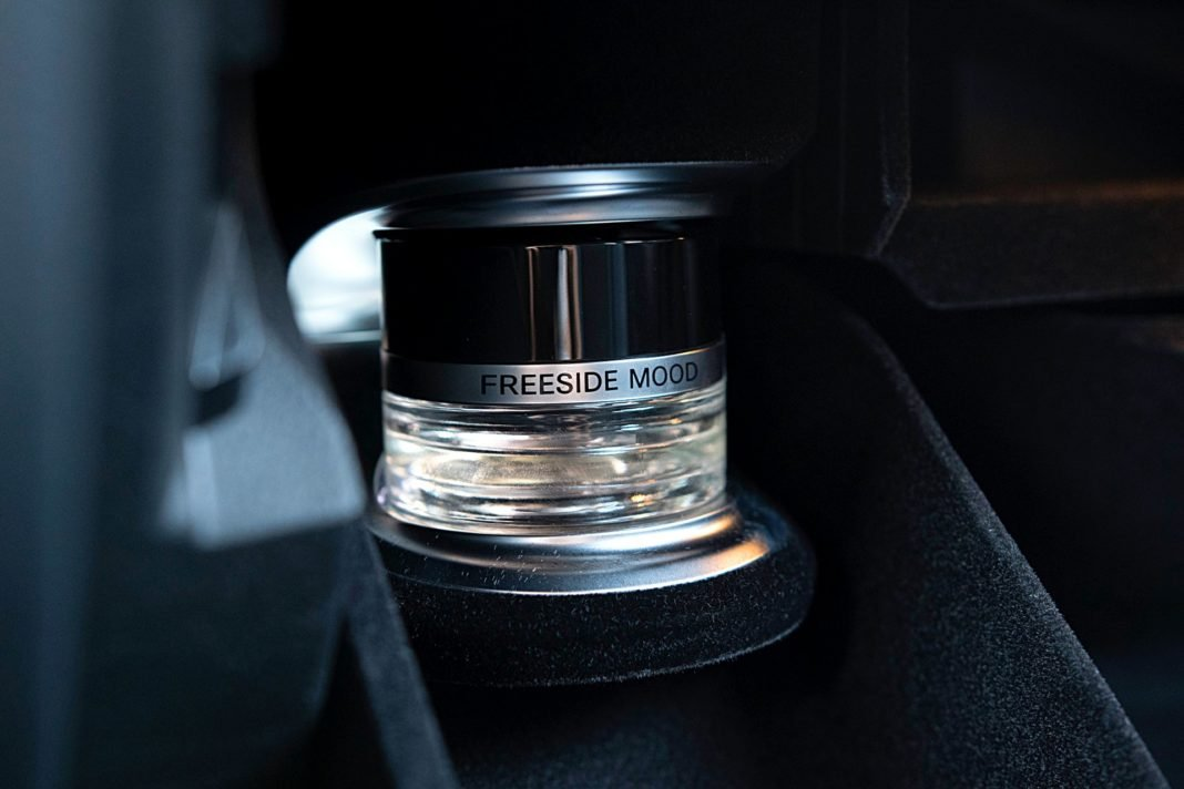 Mercedes EQC 400 4Matic – rozpylacz zapachów
