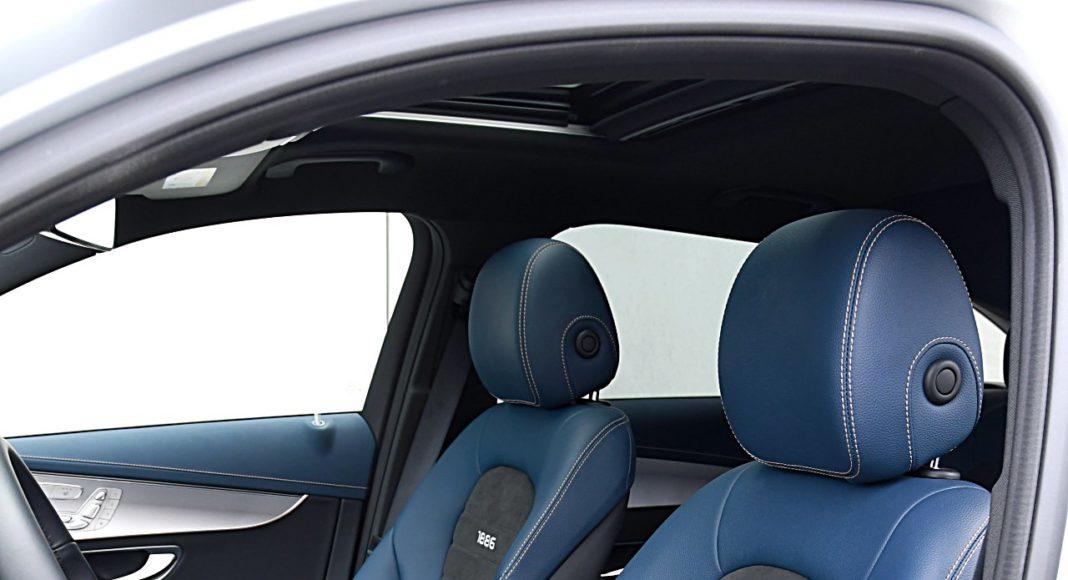 Mercedes EQC 400 4Matic – fotele