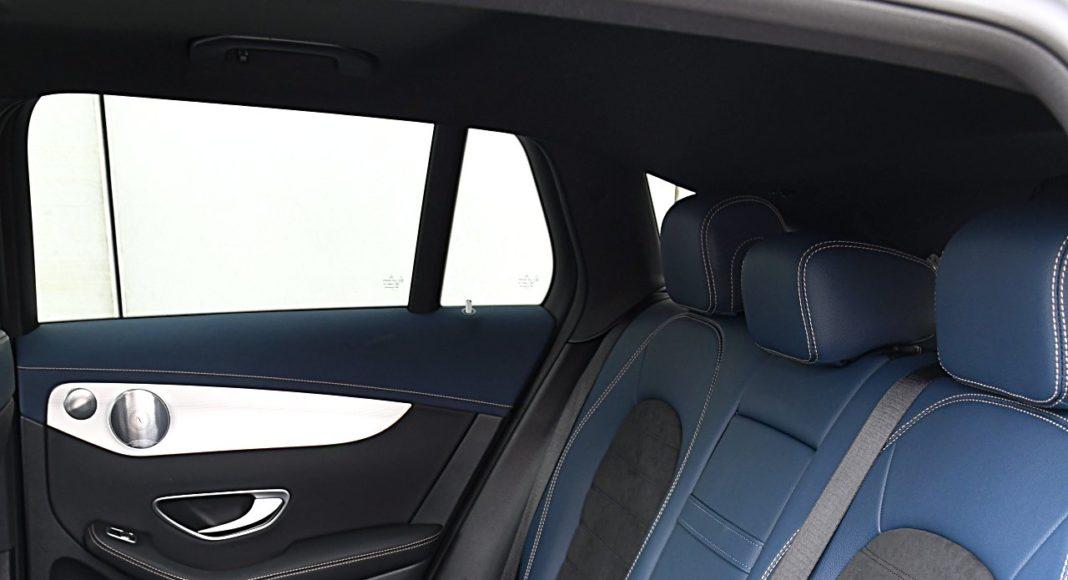 Mercedes EQC 400 4Matic – kanapa