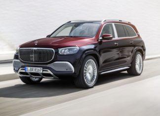 Nowe wersje Mercedesa GLS: wybierz sport lub luksus!